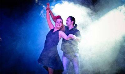 Marcela Mendes: no ritmo da dança
