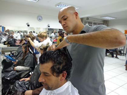 SENAC: formando profissionais qualificados na área de beleza
