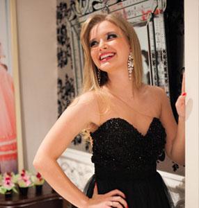 Uma noite de festa na vida de Isabela Dal Pozzo