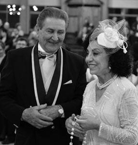 Celebração das Bodas de Ouro emociona a família Limberger
