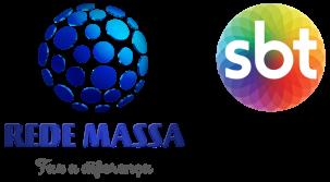 LOGO Rede Massa e SBT