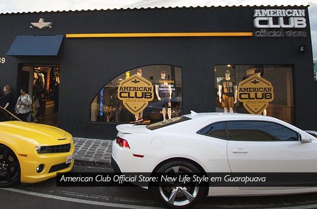 Destaque American Club