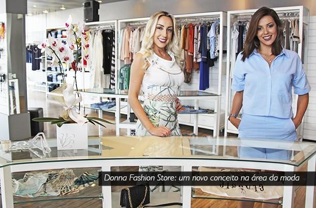 Destaque Donna Fashion Store