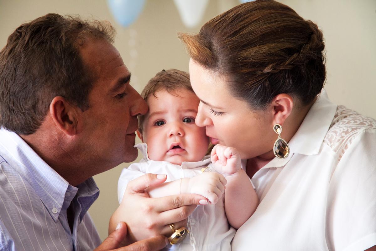Batizado Rafael