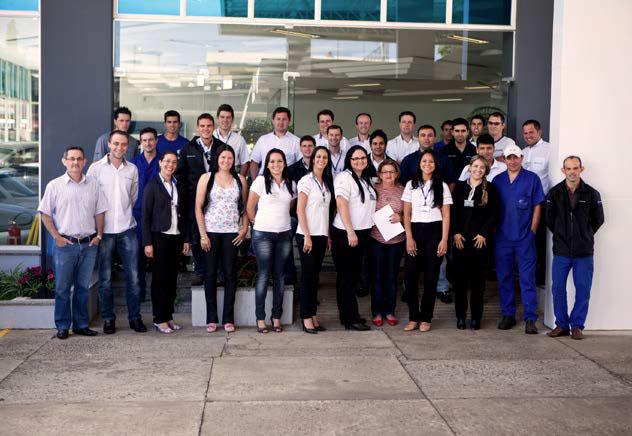 Comercial Oeste 53 anos em Guarapuava, entre as 20 melhores do país