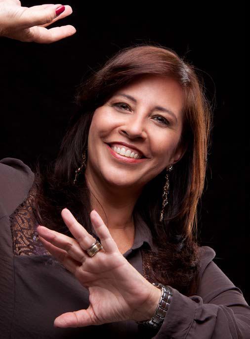 Rossana Campello Manfredini 27 anos ensinando a arte do movimento