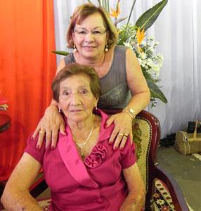 90 Anos Dona Celina Antonelli Camargo