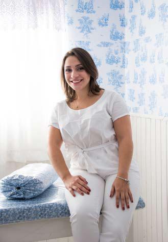 Ana Carolina: dedicação em cada passo
