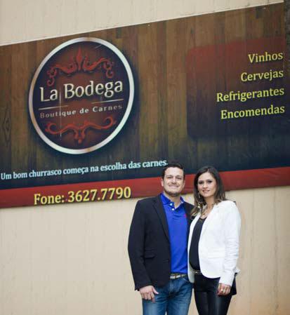La Bodega comemora um ano