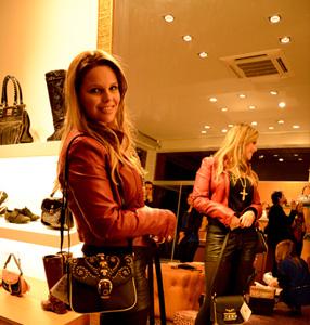 Carmen Steffens inaugura loja em Guarapuava