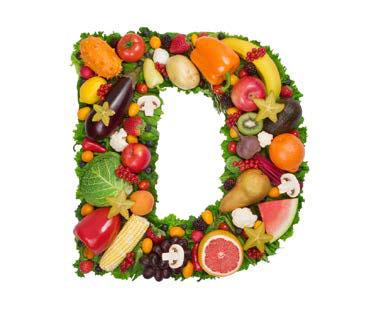 A vitamina D e seus benefícios para o organismo