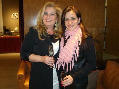 Elizabeth Machado é presenteada com festa de aniversário
