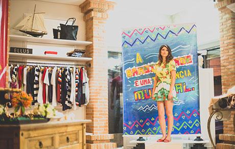 As cores do Brasil na nova coleção Maria Bonita