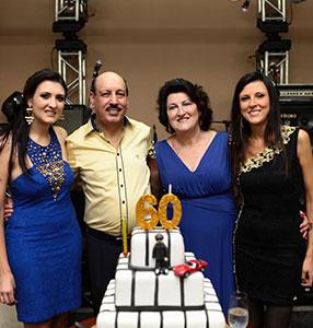 Os 60 anos de João Calixto