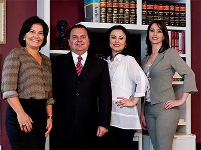 Escritório de advocacia da exemplo de como a sensibilidade feminina promove,com eficiência, o bem social