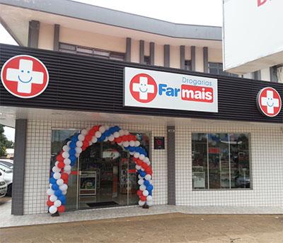 Farmais Inaugura mais uma loja em Guarapuava