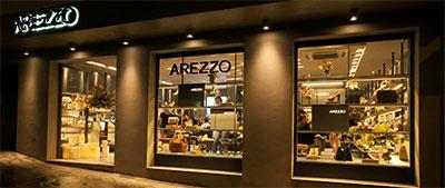 Arezzo chega a Guarapuava
