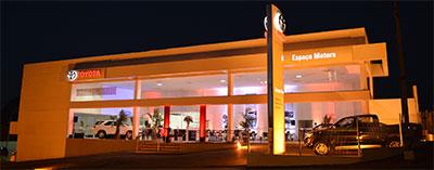 Guarapuava recebe a primeira concessionária Toyota de sua história