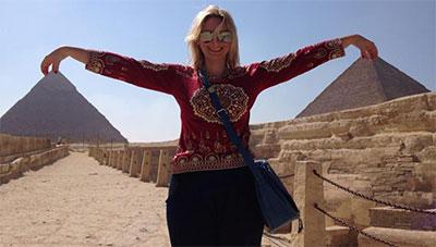 Egito,a terra dos faraós