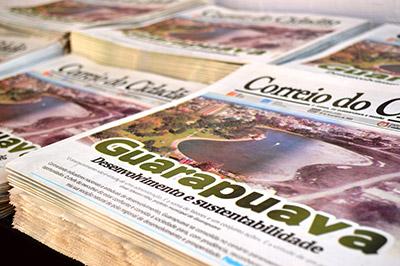 Correio do Cidadão surge como novo jornal diário de Guarapuava